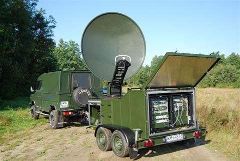 Satellite orbiter jamming paper - drone jamming system volume