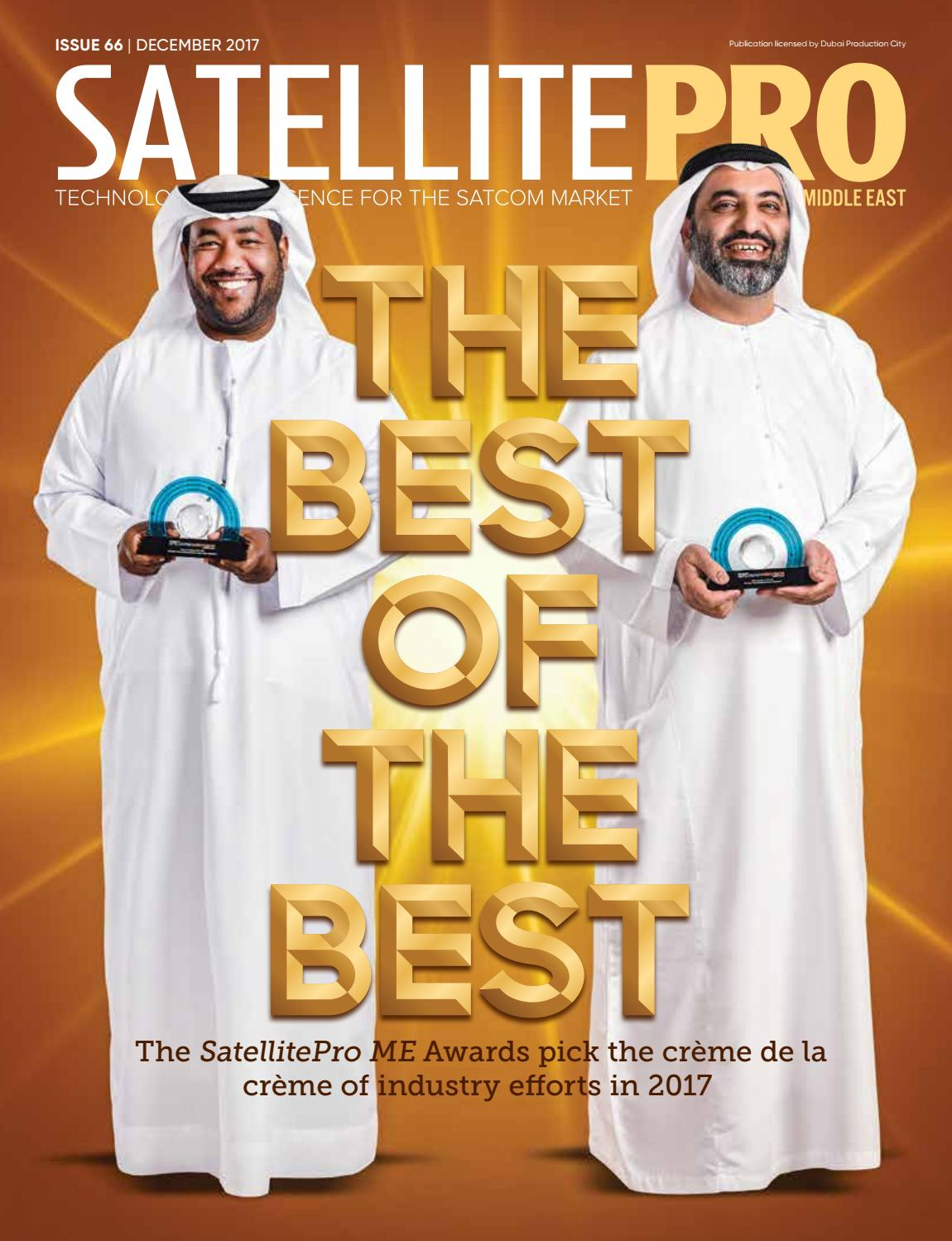 SatellitePro ME – December 2017