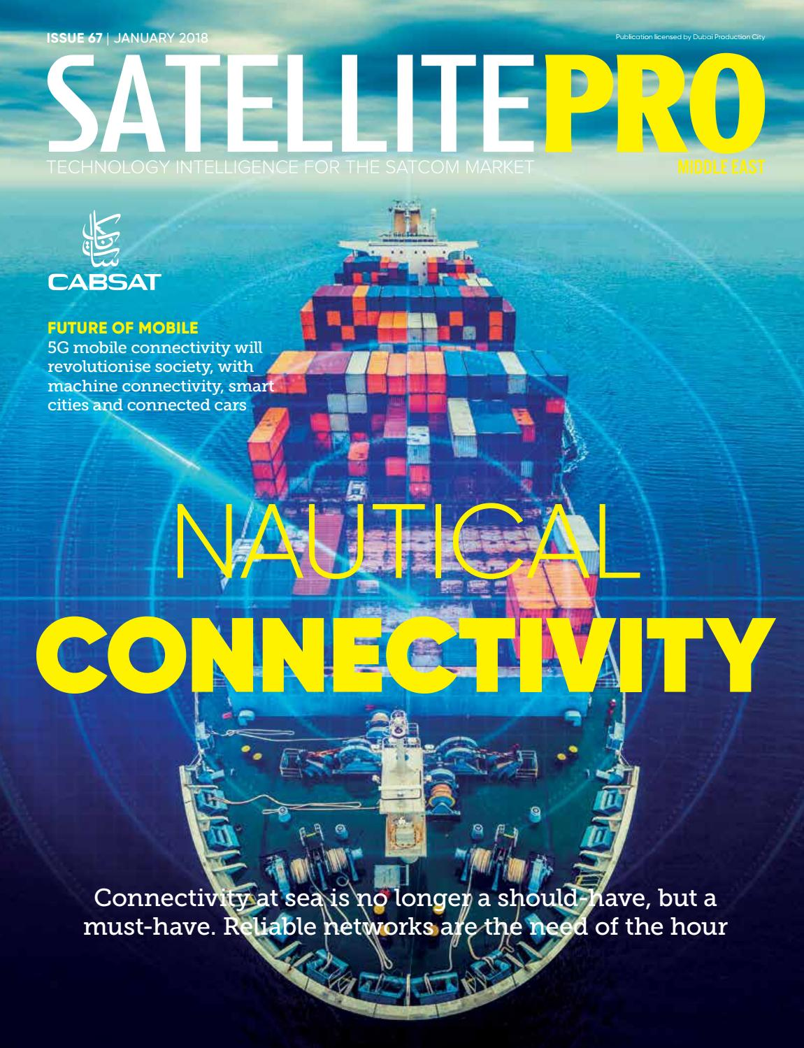 SatellitePro ME – January 2018