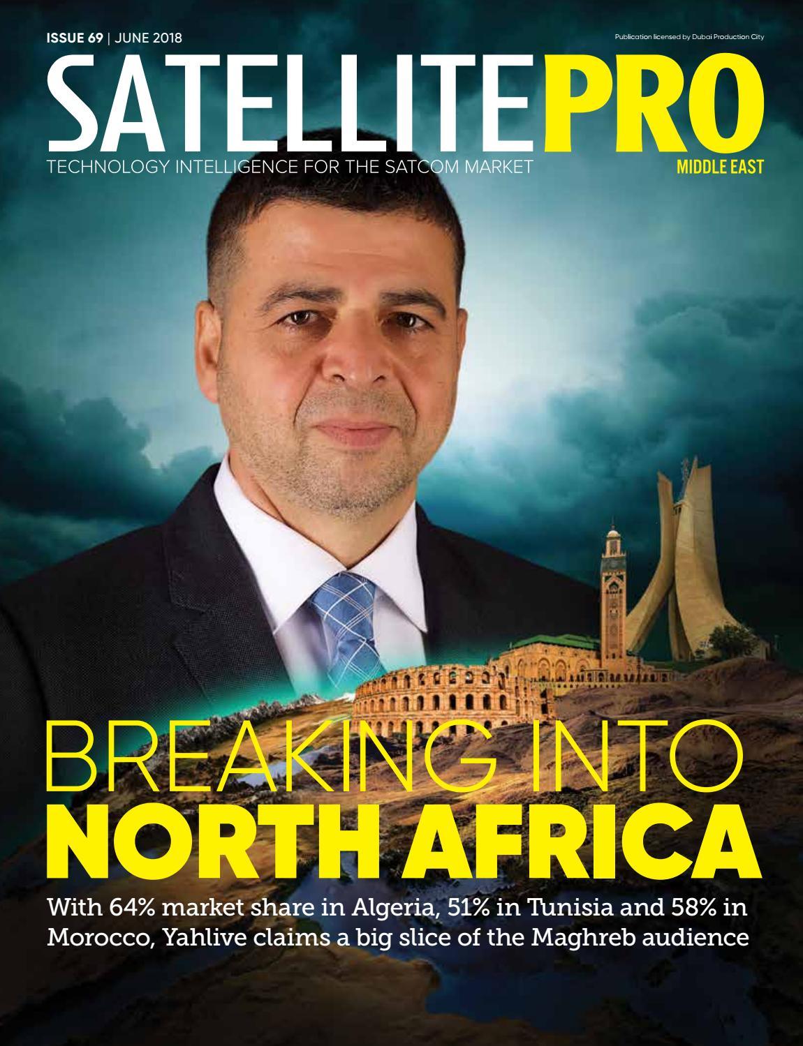 SatellitePro ME – June 2018