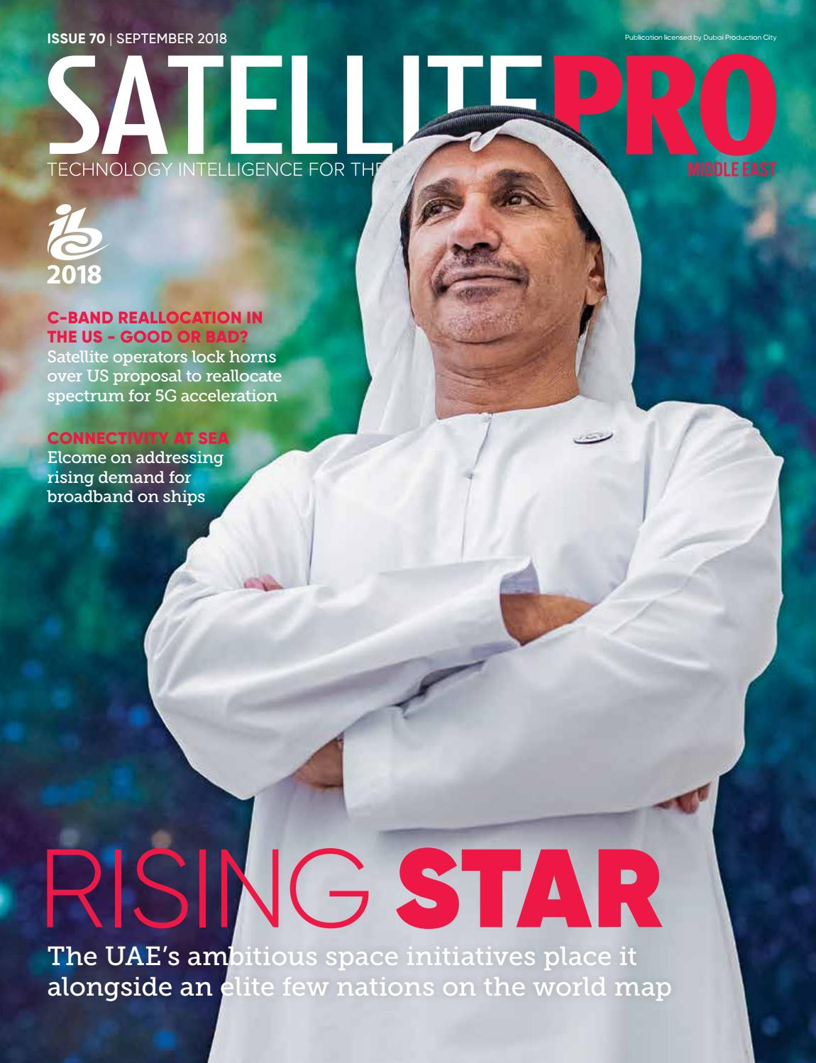 SatellitePro ME – September 2018