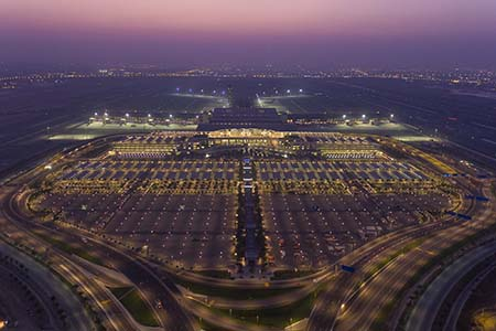 Muscat International Airport Installs World S First Fully