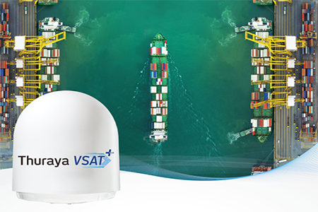 IEC Telecom and Thuraya partner to supply VSAT+ services to the