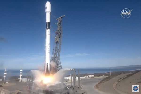 SpaceX launches satellite for NASA and ESA to monitor rising sea levels - SatelliteProME.com