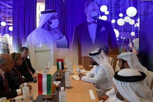 UAE to bolster space collaboration with Hungary and Estonia - SatellitePro ME - SatelliteProME.com